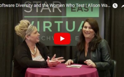 Software Diversity and the Women Who Test: An Interview with Alison Wade