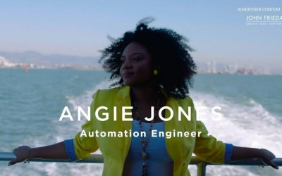 Angie Jones: Changing the Narrative about Women of Color in Tech