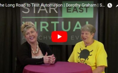 The Long Road to Test Automation: An Interview with Dorothy Graham