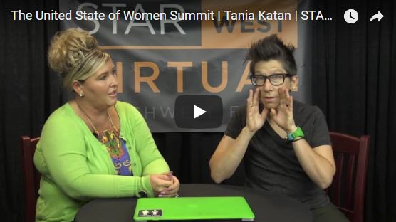 The United States of Women Summit: An Interview with Tania Katan