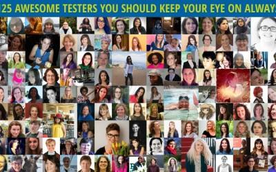 Women Testers to Follow