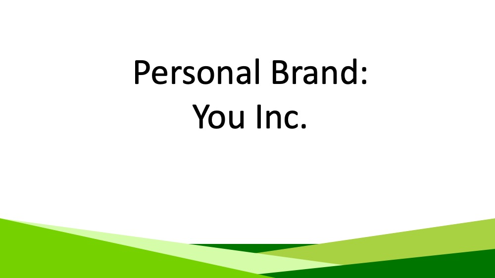 Personal Brand Jennifer Bonine 1